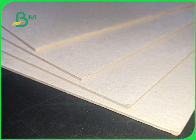 Thickness 2.5mm / 1623gsm Wear-resistant double grey chipboard for Liner
