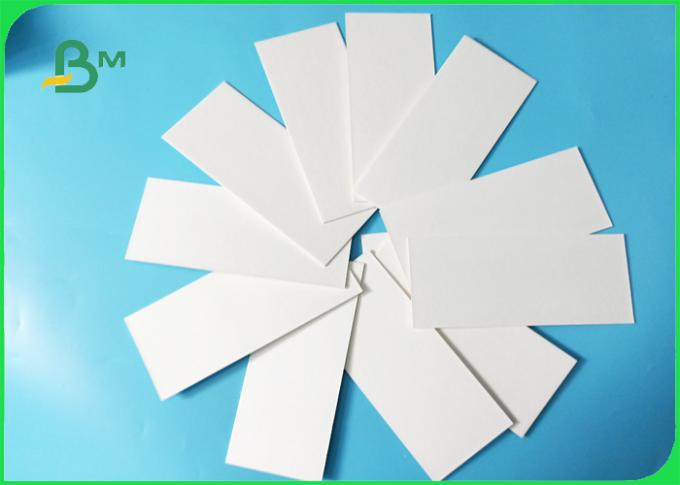 Width 200mm durable and high water absorbability white Coaster paper in rol