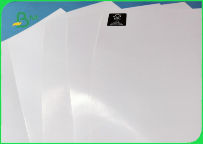 Width 25 * 38 inch 350gsm naturel white Good stiffness Art coated for Album