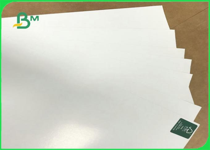 120gsm 135gsm 860mm  610mm Two Sides Coated Couche Paper For Printing Magazine