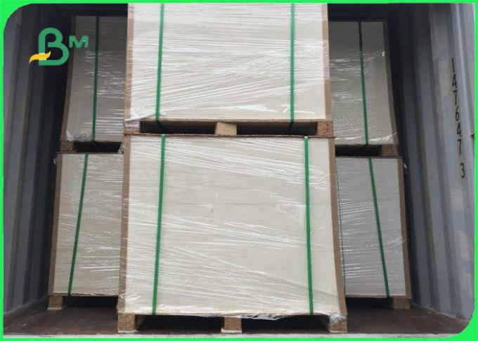 High Stiffness 230gsm - 400gsm 70*100cm C1S FBB Board For Packages Boxes