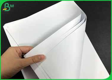 Gỗ Free Paper Plain 55g 70g 120g Giấy in trắng 24 * 35 inch Sheets